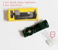 Metal Watch Pin Adjustment Tool Watch Chain Bracelet Regulator-Free Shipping