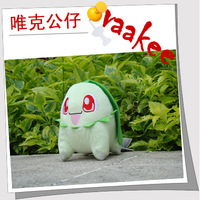 2013 The most popular  Pokemon pokemon grass-blade plush toy doll chrysanthemum leaves  free shipping