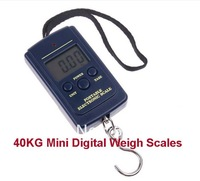 40Kg Digital Hanging Luggage Fishing Weight Scale portable mini Digital scale