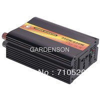 300W Inverter, Pure Sine Wave Inverter, DC12V input, AC220V output, Wind solar Power Inverter, family and car inverter