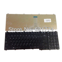 New Laptop Keyboard for Toshiba Satellite P300 P305 P305d L350 L350d L355 L355da500 A505 A505d Notebook US Layout Free Shipping