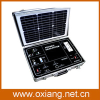FREE shipping!!portable solar generator/solar energy home system SP500A