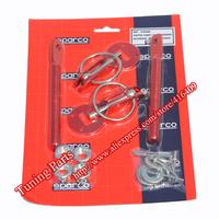 Red Security not Locking Car Hood Pin /Trunk Pin