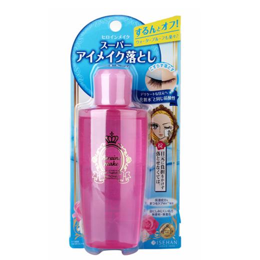 Kiss me weak acid moisturizing skin eye makeup remover 110ml waterproof mascara(China (Mainland))