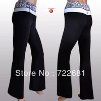 Wholesalve Free shipping 2013 new lululemon Groove pants lululemon YOGA Pants FOR LADY, SIZE4 6 8 10 12