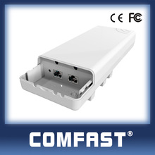 14dBi High Gain Outdoor Wifi Receiver 5KM Coverage COMFAST CF-E214N free shipping signal booster/amplifier outdoor CPE/AP(China (Mainland))