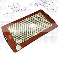 Best price+ Free shipping for jade heat massage pad  Jade  jade cushion natural heated cushion heated pad   heat seat pad