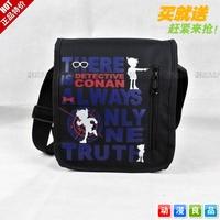 Detective Conan High Quality Small Messenger Bag Anime Fashion Shoulder Bag Satchel Free Shipping