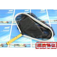 Aluminum net swimming pool leaf rake cleaning tools aluminum spoon-net indoor swimming pool leaf skimmer