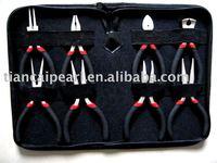 Jewelry Bead Making Pliers 8pcs/set Free shipping!!