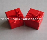 free shipping  4*4cm fashion jewelry box