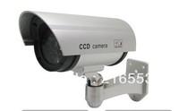 Outdoor/Indoor Waterproof IR LED Surveillance Fake Dummy Camera  IR camera