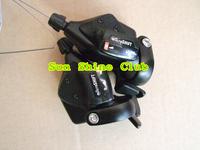 Free shipping Original microshift  3speed left bike/bicycle shifter levers bicycle shifter Taiwan