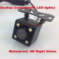 Universal Car Rear View Camera, Reverse Camera, Backup Camera, Parking Camera, Waterproof, HD, color, Night Vision,