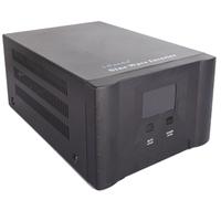 2pcs free shipping solar inverter 500W  12V DC to 220V AC pure sine wave