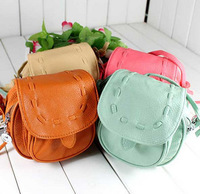 Women's handbag one shoulder cross-body small fresh candy women's small bag