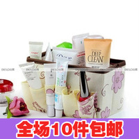 cosmetics desktop multi-purpose storage box finishing box storage box