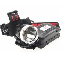 Light led headlamp ride outdoor headlights t6 caplights glare 18650 charge caplights miner lamp
