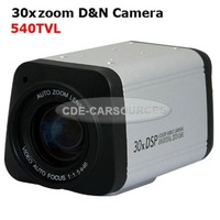 540TVL SONY Effio CCD Security CCTV 30X Optical Zoom Camera Auto Focus 3mm-90mm