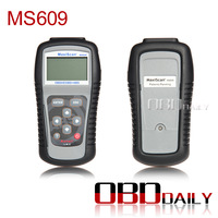 2013 Top-Rated  Best Selling wholesale price OBDII EOBD autel ms609 scanner,MaxiScan MS609 with top quality Free Shipping