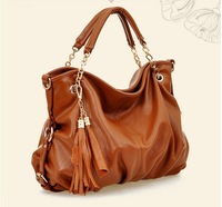 2013 New designer handbag leather bags fashion women Handbag messenger bags