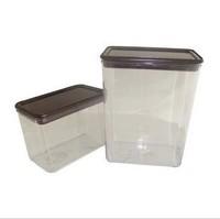 useful canister coffee bean bucket Multipurpose tank fruit powder box small 0.5LB, big 1LB for choosing, coffee beans barrels