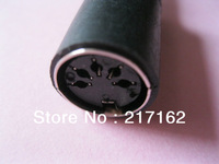 DIN Jack Connector 5 Pin with Plastic Handle HOT SALE Brand New 8 Pcs Per Lot