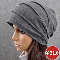 Hot Selling New Fashion Women and Men Beanies Hat Gray Color