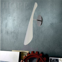 modern simple   bed room  wall lamp  E14