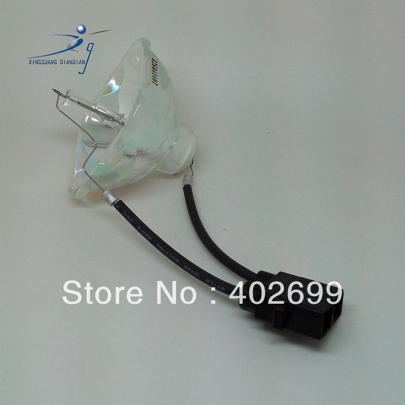 La lámpara del proyector elplp67/v13h010l67 para epson compatible desnudo de la lámpara