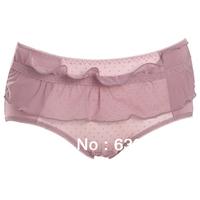 DD&SS Women's Mesh Briefs Women's Bamboo-Fiber Underwear High Quality 88548 Free Shipping