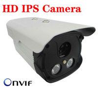 TI 1MP Mini Bullet Camera Full 720P HD  Outdoor IR Network IP Camera 2013 produtcs in China cctv camera Onvif