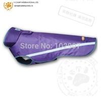 Pet clothing!Dog Rain clothing for large dog, pet dog outdoor jacket and coat Cheap dog clothes with free shipping