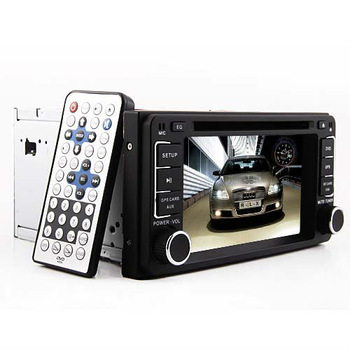 7 inch 2Din Touch Screen Volkswagen VW Stereo Car DVD Player With GPS Bluetooth USB MP3 RDS 3D PIP Radio Win6.0 Car PC Russia