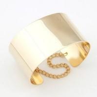 New Christmas gift Fashion Punk Personalized Metal bracelets Bangle Jewelry