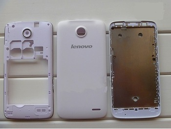 Original New  Full Housing/Case/Cover /Back  Door  For Lenovo  A820 Freeshipping!