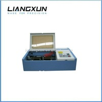 co2 laser 40W stamp making machine LX40B