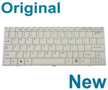 New Keyboard For MSI Wind U90 U101C U105 U110 U120 U100 U101 U101B 4489 US English TECLADO White