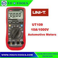 Uni-Trend UT109 Handheld Automotive Multi-Purpose Multimeters Automotive Multi-Purpose Meters 10A/1000V