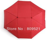 Free shipping umbrella rain automatic men/women dualbrella / two person umbrella 4colour