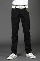 2013 new free shipping for wholesale and retail food leisure men's trousers