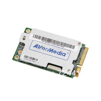 Mini Pci-e TV FM Tuner Card DVB T Hybird for Avermedia A306