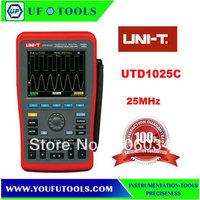 UTD1025C Handheld Digital Storage Oscilloscope 25Mhz