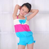 Bell 2013 one piece child swimwear female fashion child swimwear dx-326