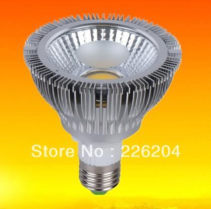 New Arrival!E27 COB par30 LED Bulb Light Lamp PAR30 14W 120 degree Beam Angle dimmable CE Approved Free DHL+8pcs lot(China (Mainland))
