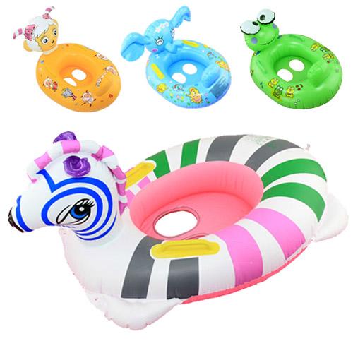 Child cartoon seat jules et jim floating ring child swim ring baby life buoy swimming ring(China (Mainland))