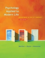 Psychology applied to modern life 10th edition  ( PDF ebook e-book e - book )