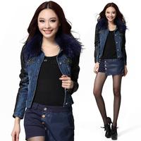 Fashion denim jacket  98180
