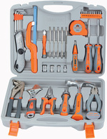 German Tenology Multifunctional Carbon Steel Home Package Tools, 39pcs Combination ,Tools Set With Gift Box  Free shipping