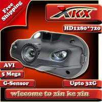 Similarities 5.0MP C600's Updata HD1280*720 Car Recorder DVR Black Box Video Camera H.264 IR 140 Degrees FreeShipping C600B